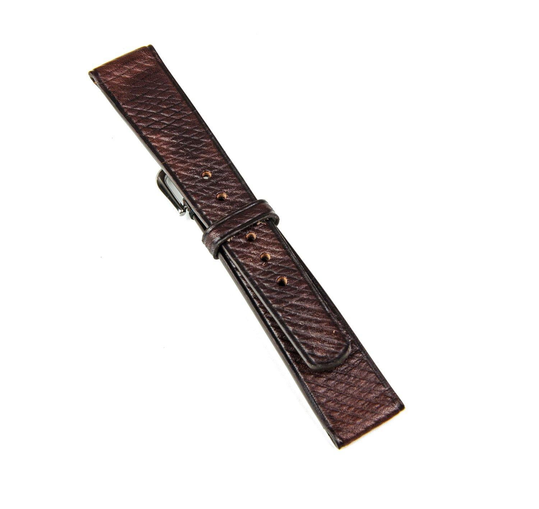 Image of Heritage Cuir de Russie vintage watch-strap