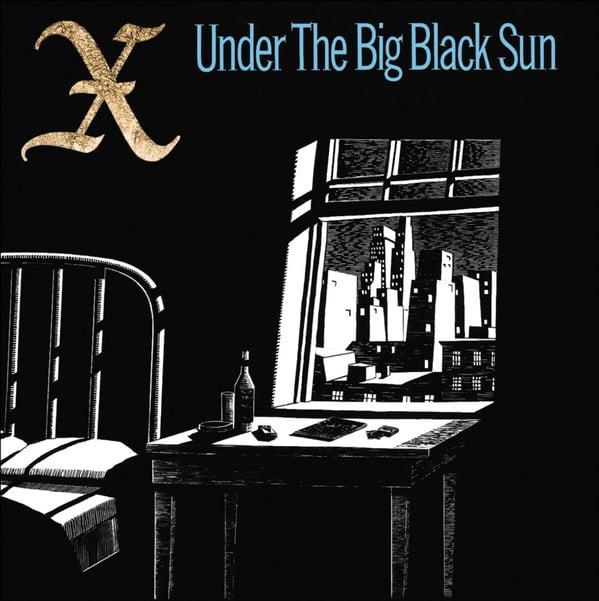 "Image of X- ""Under The Big Black Sun"" LP"