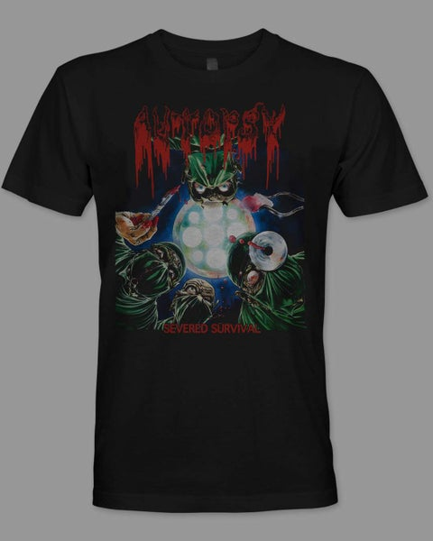 Image of Severed Survival Surgeons 30th T-shirt