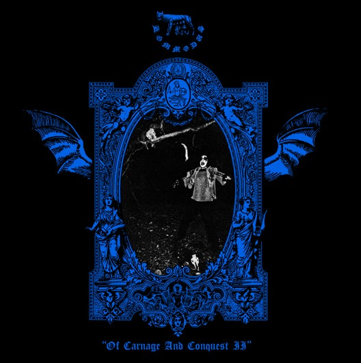 "Image of Kommodus - ""Of Carnage And Conquest II"" CD"