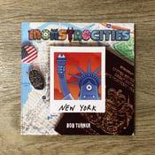 Image of MONSTROCITIES: NEW YORK - Bob Turner