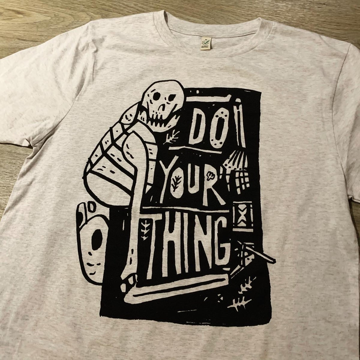 Image of DO YOUR THING - Warwick Johnson-Cadwell