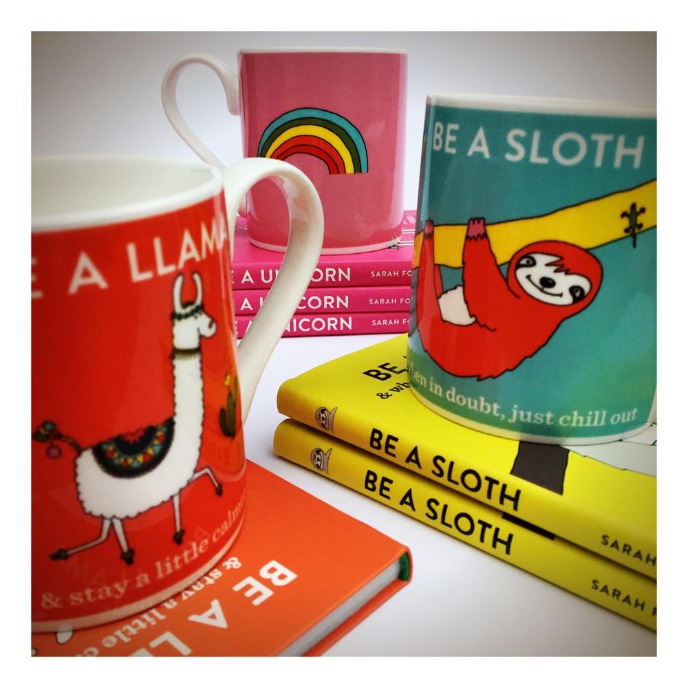 Image of Be a... Mugs