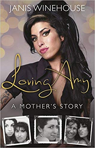 Image of Loving Amy A Mother's Story - signed by Janis Winehouse - only 1 left! Hardback edition