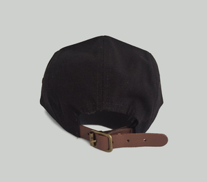 Image of Parallax 5-Panel Logo Cap