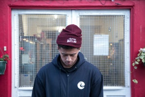 Image of RIPTIDE beanie