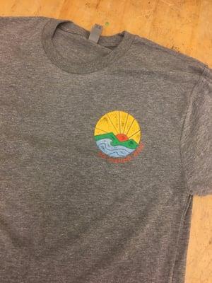 Image of Sunrise logo t-shirt -unisex