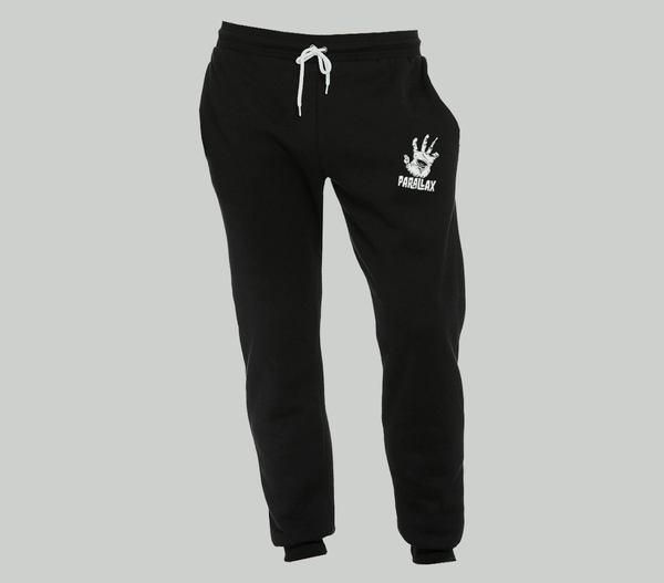 Image of Parallax Tracksuit Bottoms 'Digging Hand'
