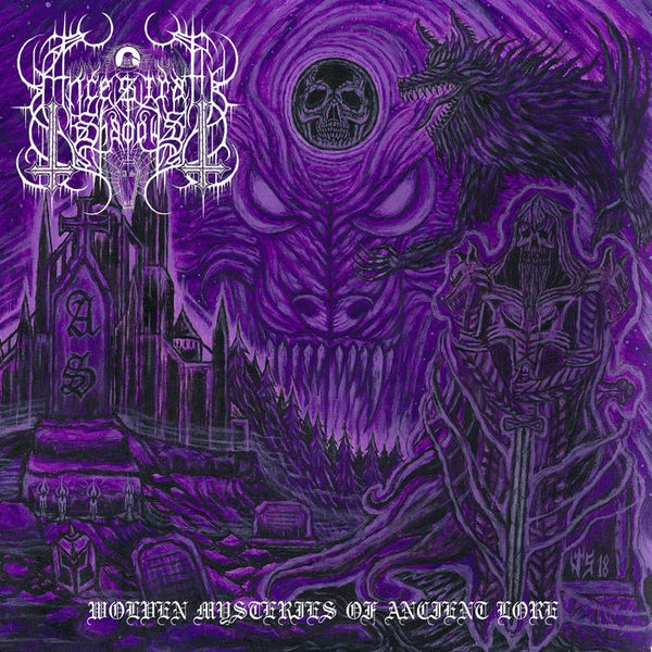 Image of Ancestral Shadows - Wolven Mysteries of Ancient Lore