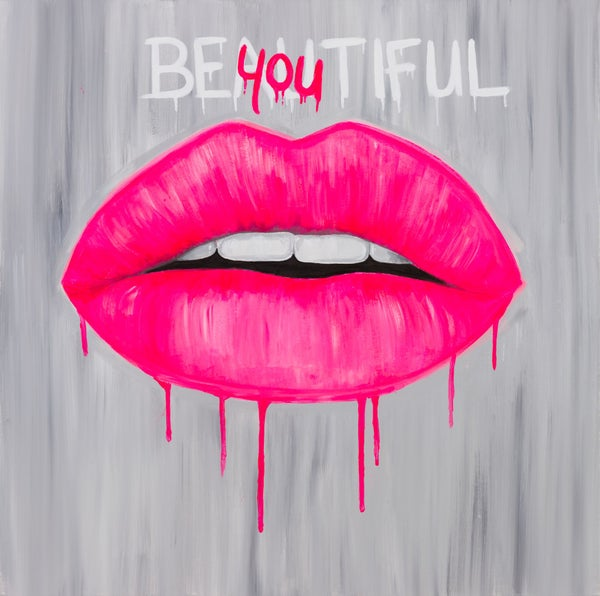 Image of BeYOUtiful Lips Prints