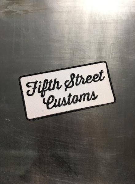Image of Fifth Street Customs [Patch]