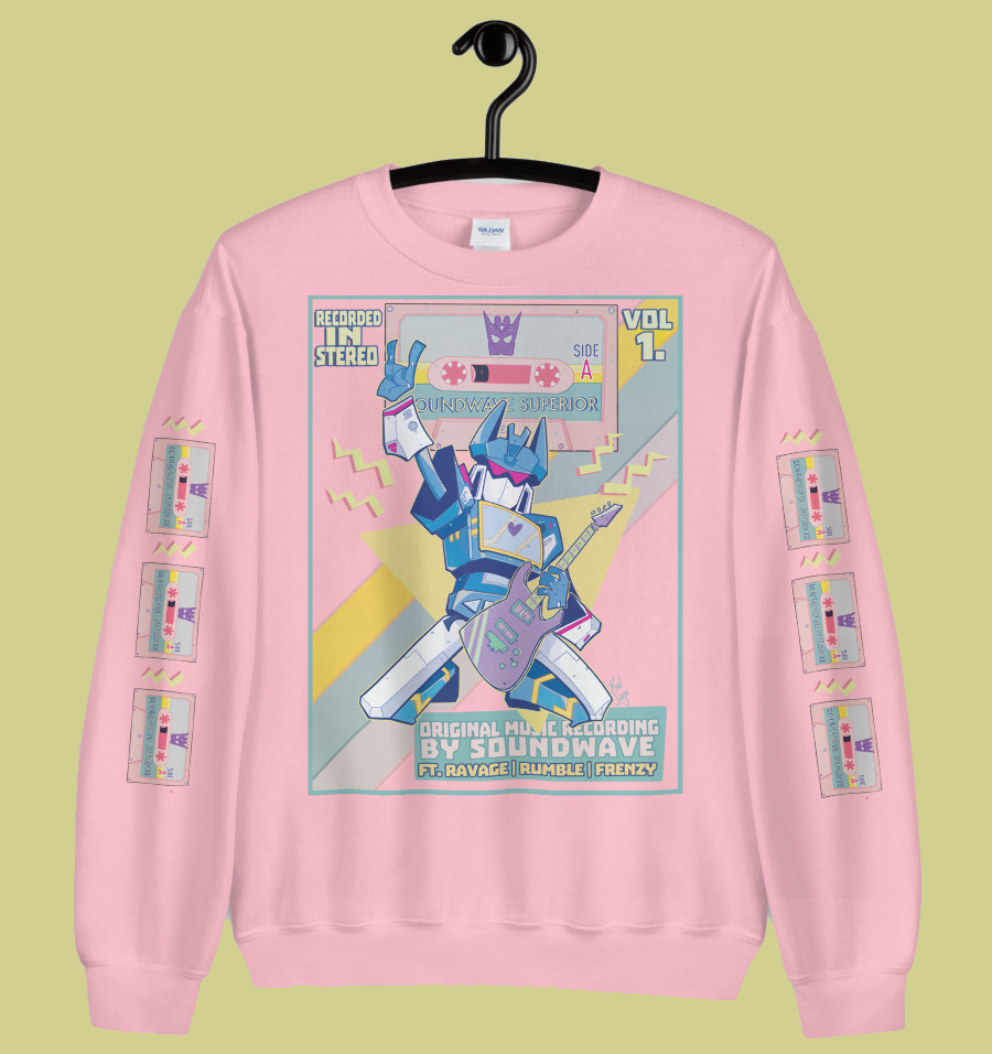 Image of SOUNDWAVE SWEATER