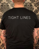 Image 2 of Tight Lines Trout Shirt
