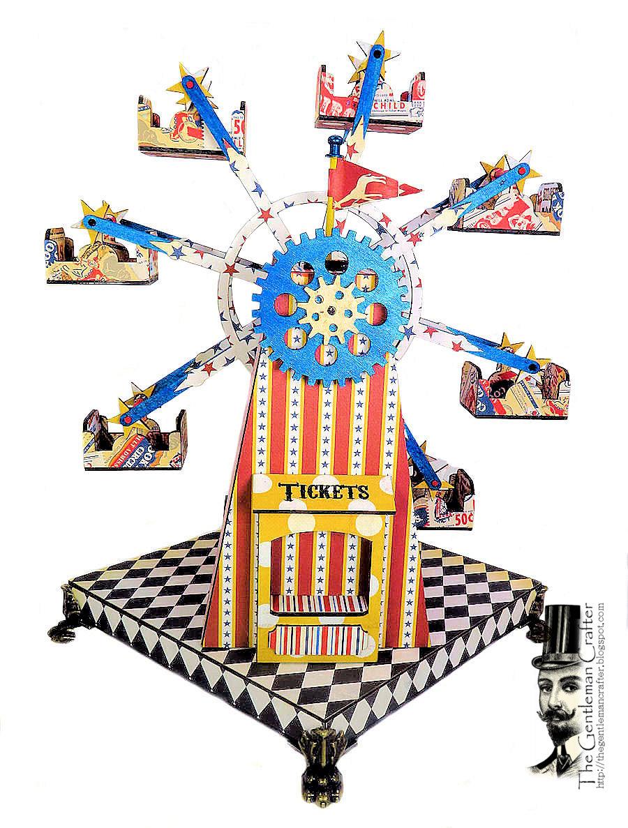 Image of The Fabulously Fun Ferris Wheel