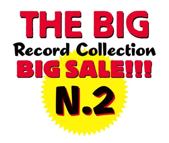 Image of THE BIG RECORD COLLECTION BIG SALE - COLLEZIONE N. 2 (133 titoli)