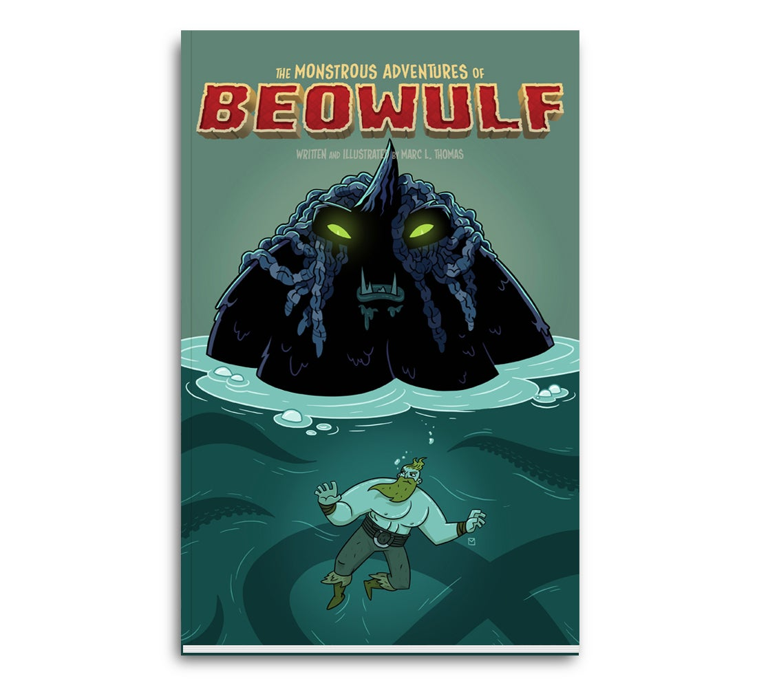 Image of The Monstrous Adventures of Beowulf Book 2 - Physical