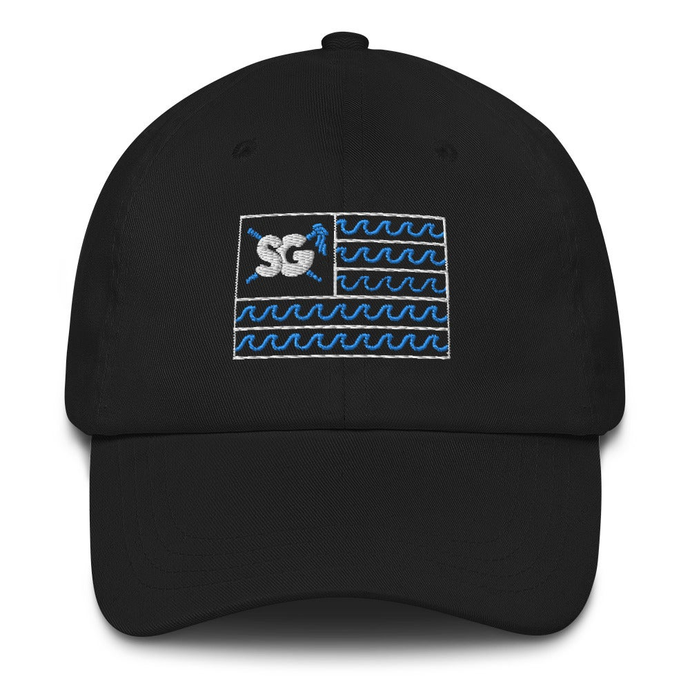 Image of SG Flag Dad Hat