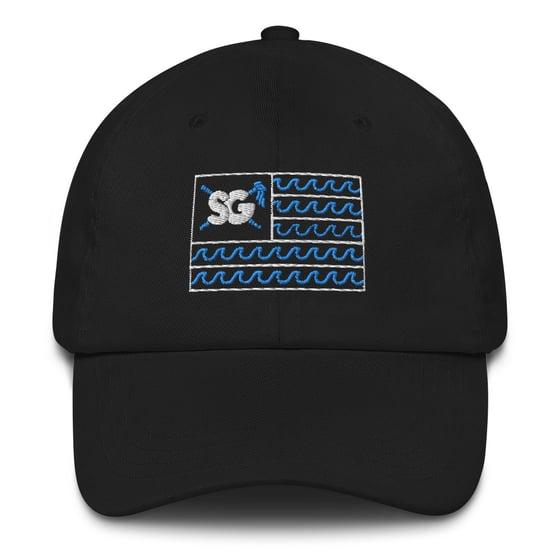 Image of SG Flag Dad Hat