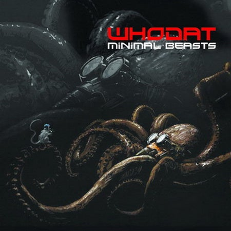 Image of Minimal Beasts by Whodat