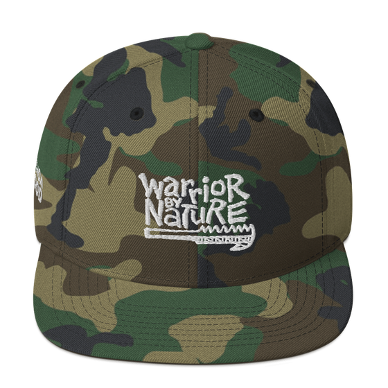 Image of Warrior By Nature Snapback