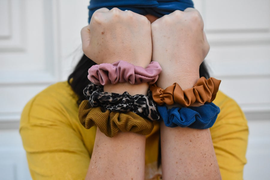 Image of SOW Scrunchies