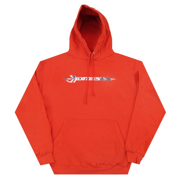 Image of GT Hoodie (Orange)