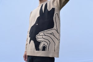 Image of Shadow Puppet Sweater