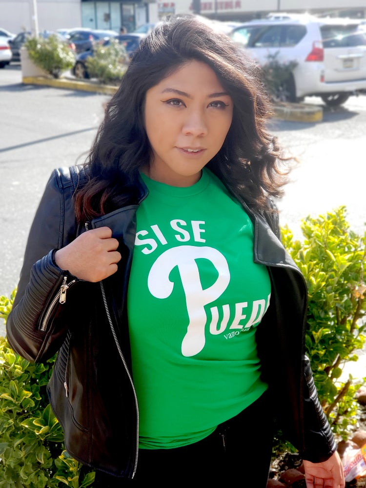"Image of Unisex ""Si Se Puede"" T-Shirt"