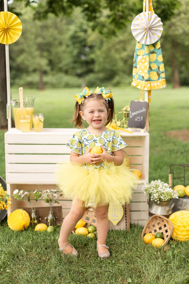 Image of Yellow Tutu
