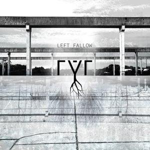"Image of rýr""left fallow"" CD"
