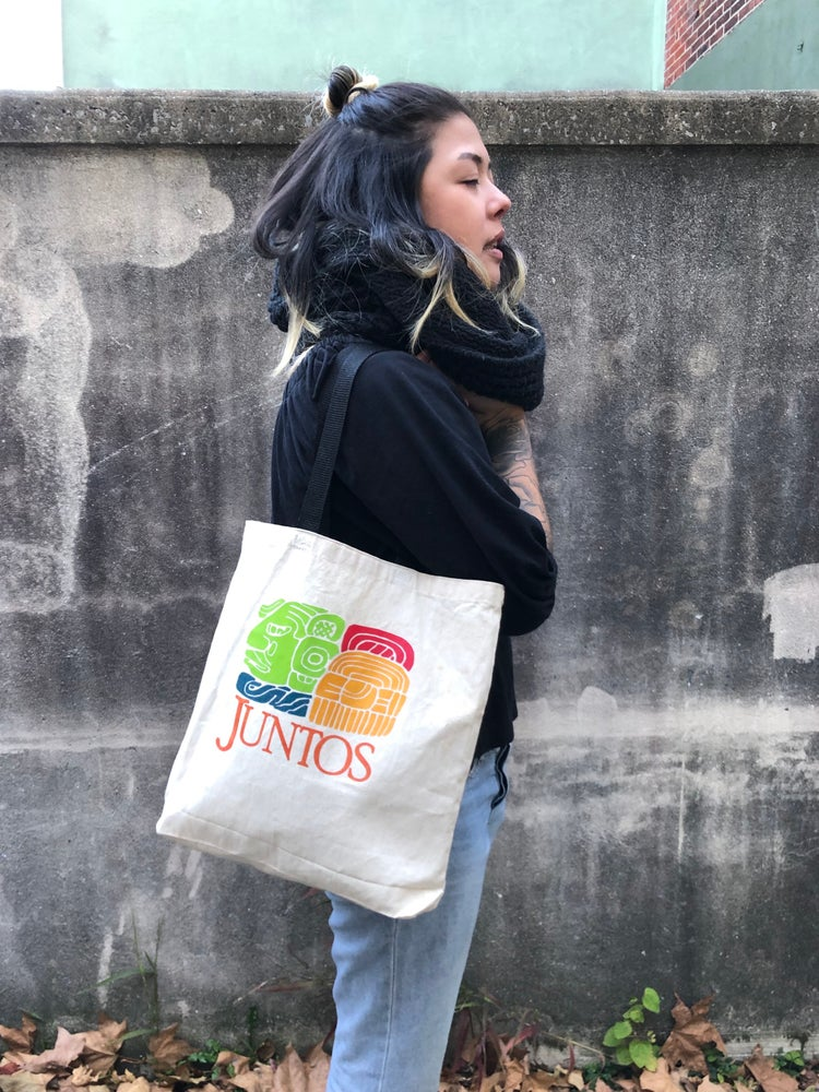 Image of Juntos Tote Bag