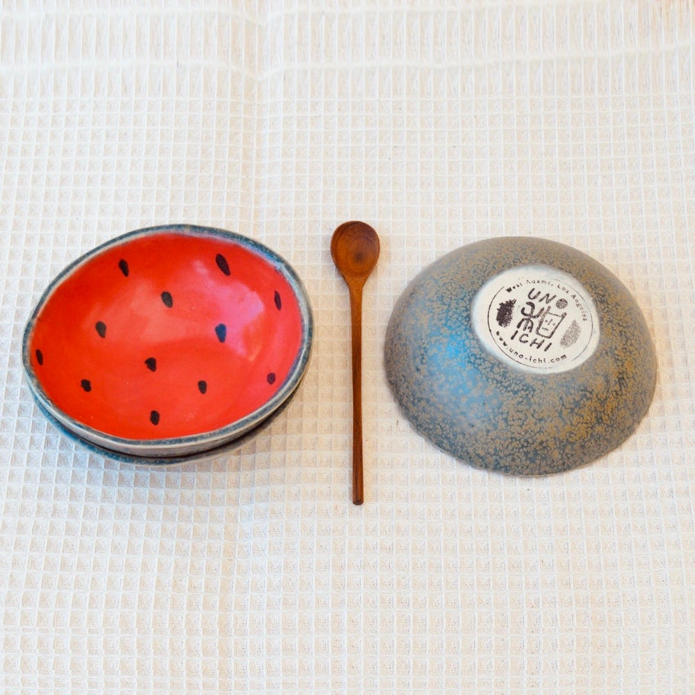 Image of small watermelon bowl set