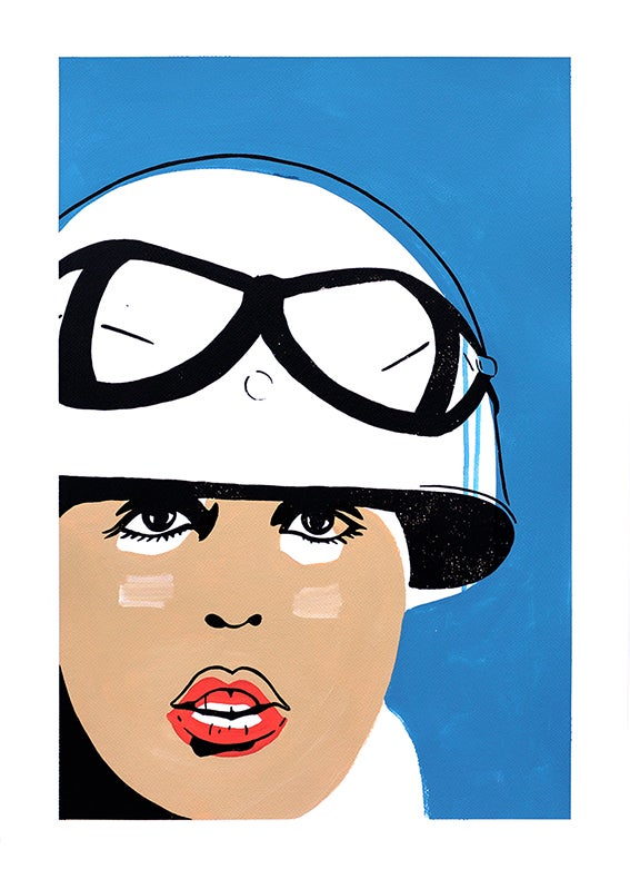 "Image of ""Poly Styrene (Misprint MkII)"""