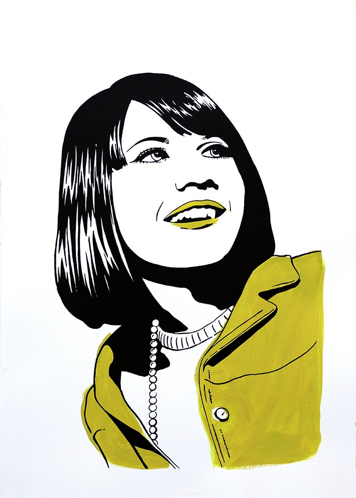 "Image of ""Sandie Shaw (Version Yellow)"""