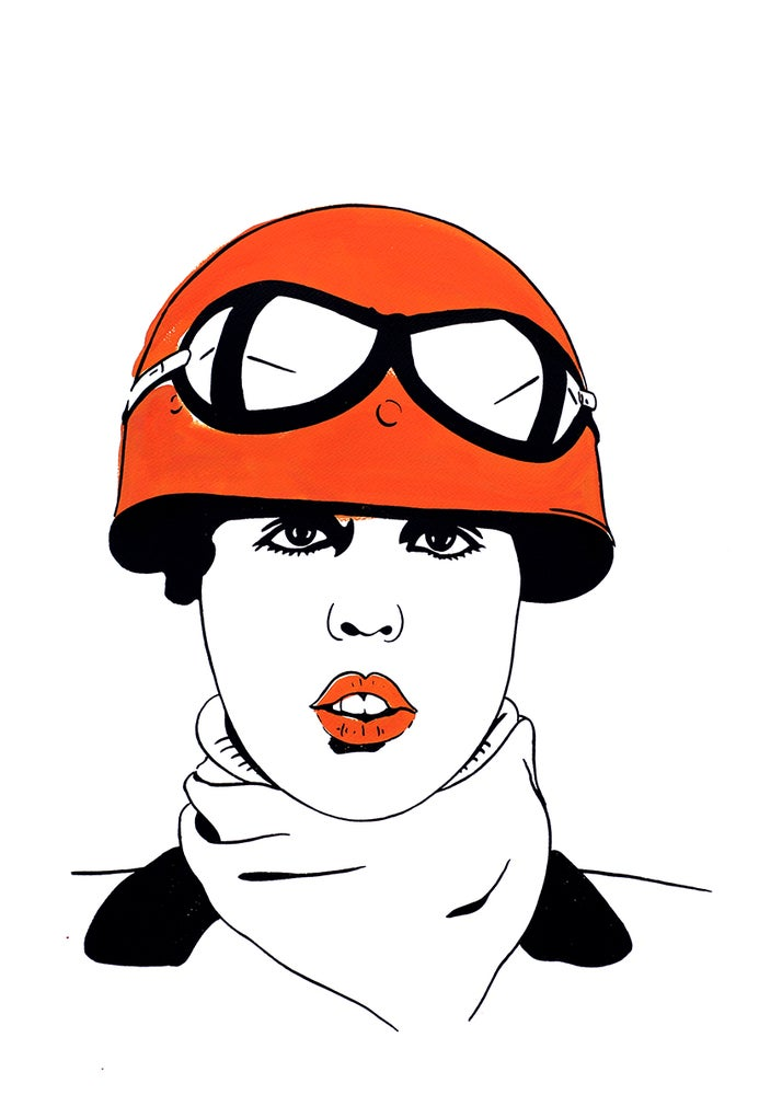 "Image of ""Poly Styrene (Version Orange)"""
