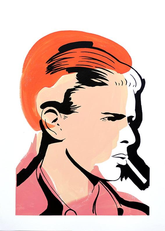 "Image of ""David Bowie (Misprint MkVIII)"""