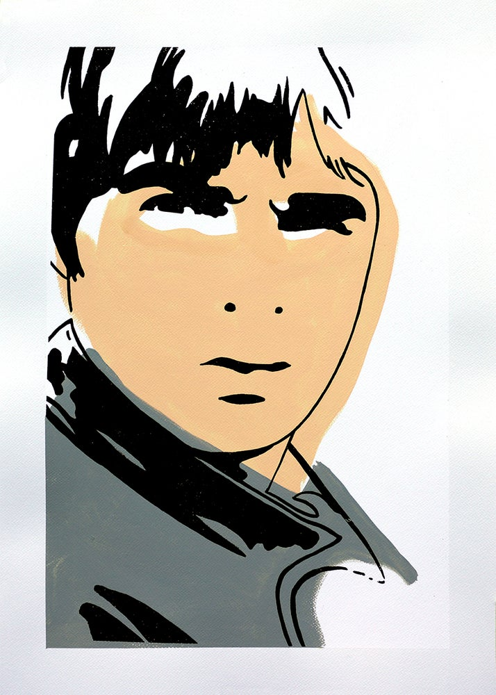 "Image of ""Noel Gallagher (Misprint MkI)"""