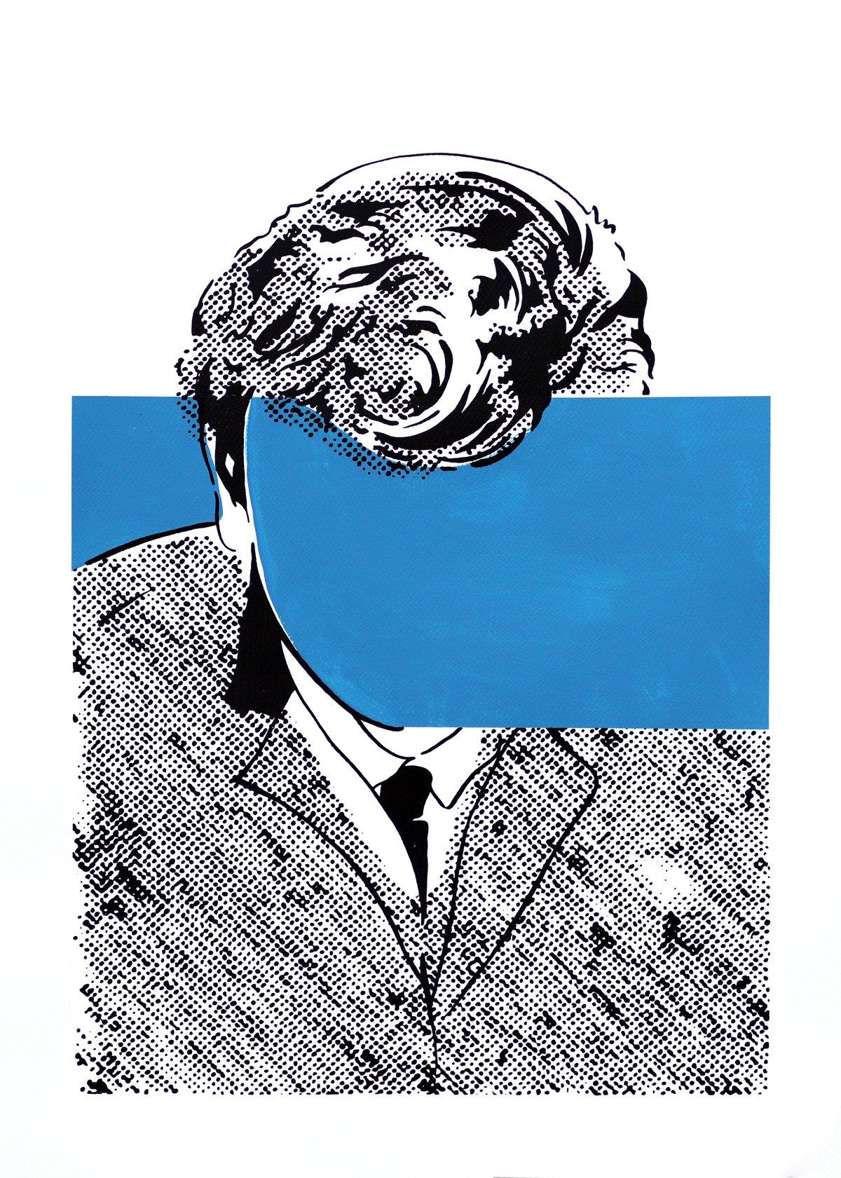 "Image of ""Ringo Starr (Blue Stripe)"""