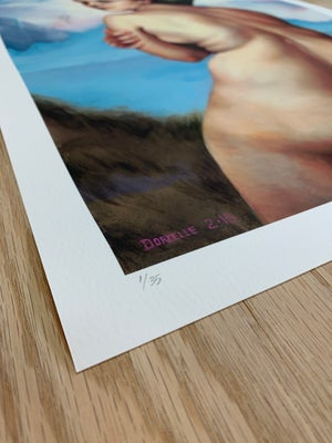 "Image of ""Inheritance"" Limited-Edition Print"