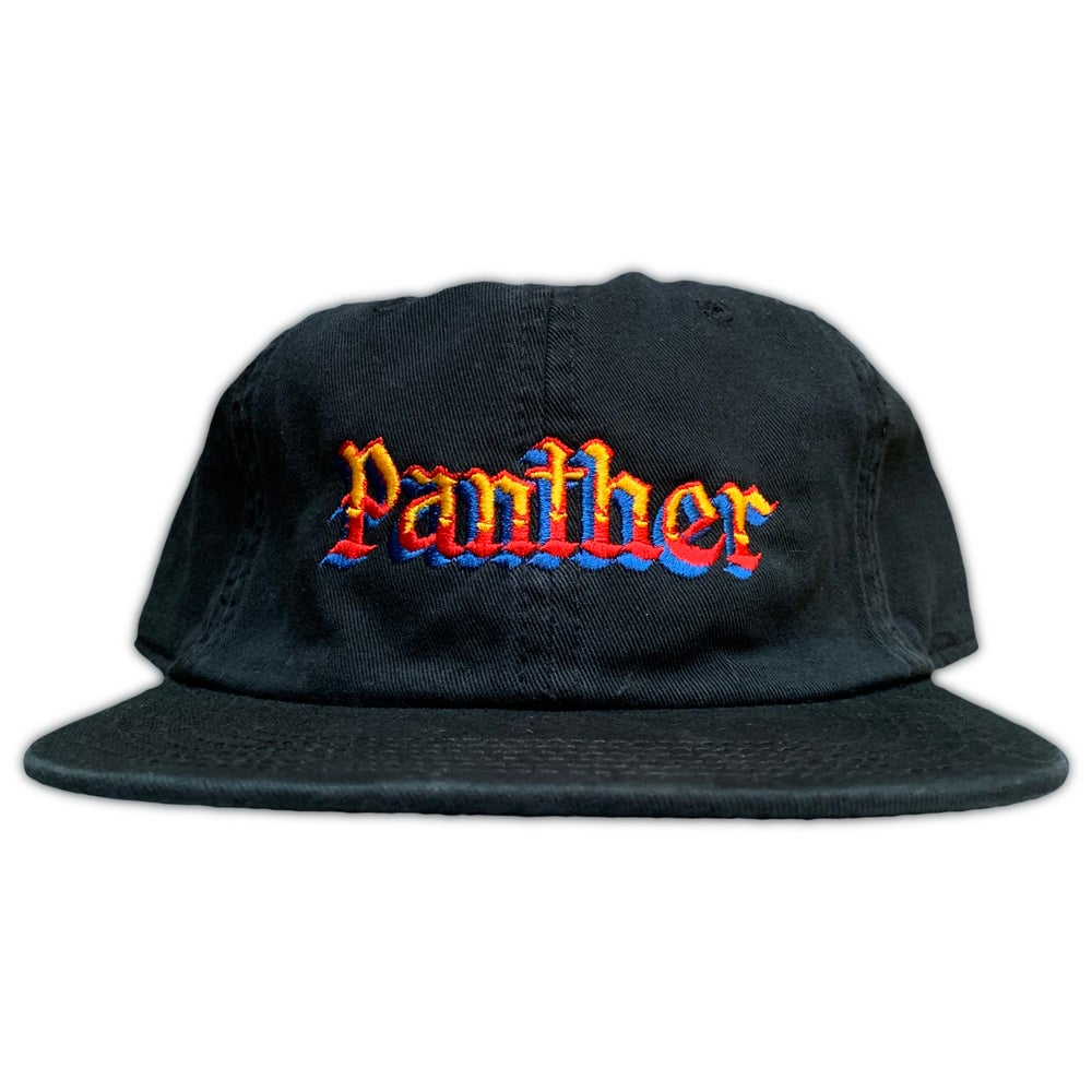 Image of Hot Works Deconstructed 6 Panel Cap