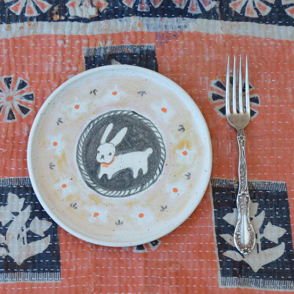Image of Bunny Plate