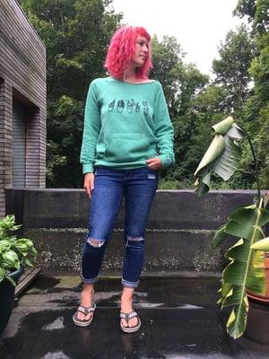 Image of Succulents Sweatshirt
