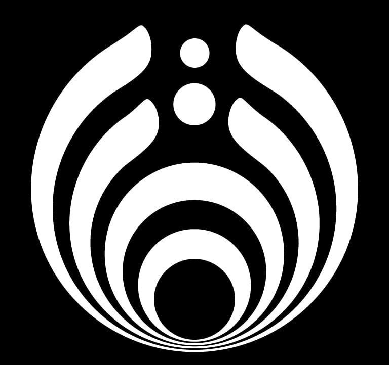 Image of BASSNECTAR LOGO VINYL DECAL MUSIC STICKER