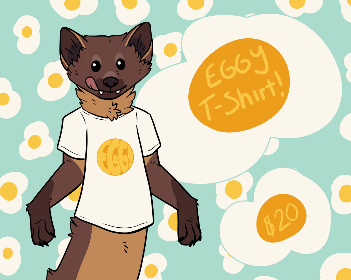 Image of EGG! T-shirt