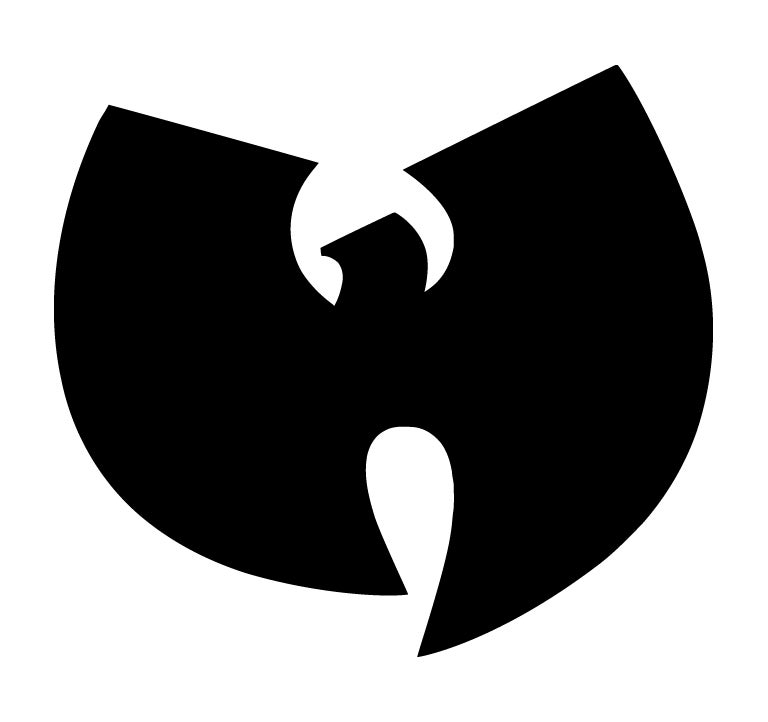 "Image of WU TANG CLAN HIP HOP MUSIC 4"" DECAL STICKER"