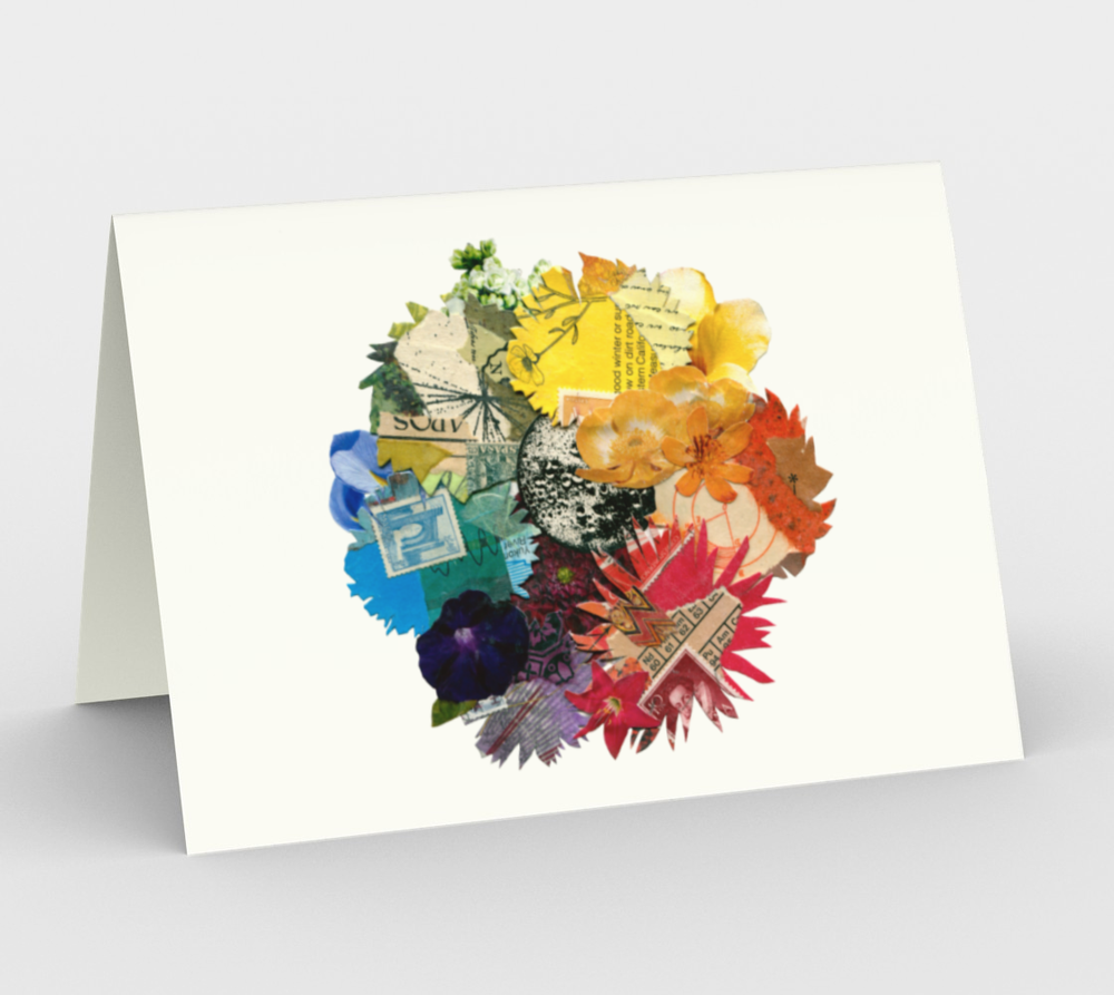 Image of Colour Wheel Gift Cards (Set of 3)