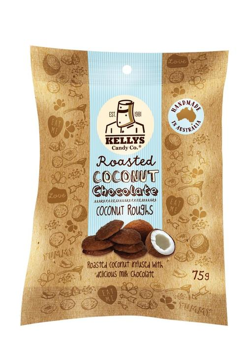 Image of COCONUT ROUGHS - SNACK PACK 75G (1) INDIVIDUAL