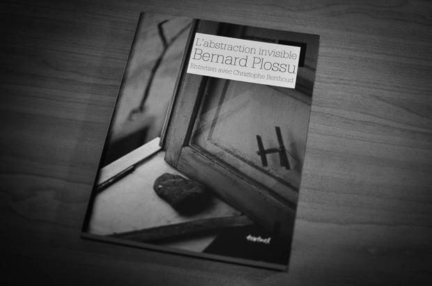 Image of  L'Abstraction invisible Bernard Plossu Christophe Berthoud