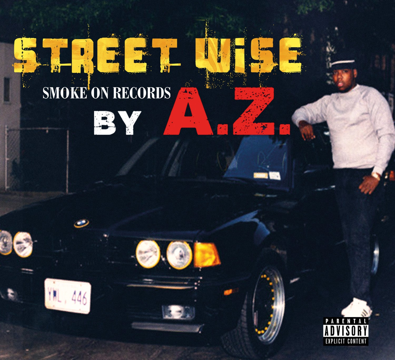 Image of A.Z. of Mobstyle - Street Wise CD