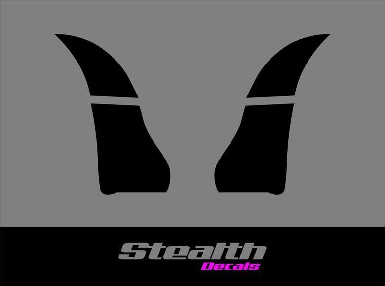 Image of Aston Martin Vantage Premium Quality Stone Guard protection film